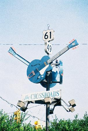 Mississippi Delta: at The Crossroads, Clarksdale MS