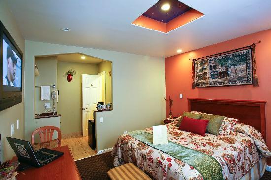 Chardonnay Lodge: Chardonnay Room