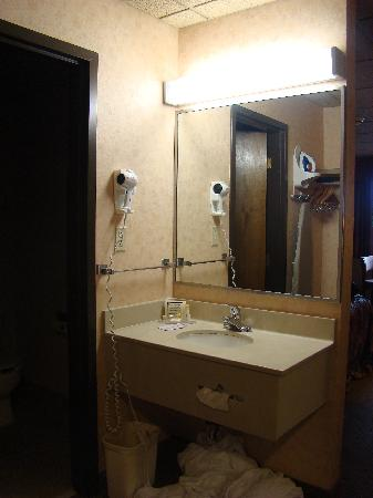 Comfort Inn of Butte: bathroom