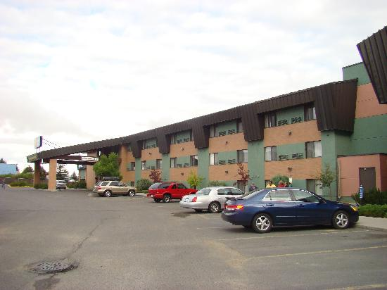 Comfort Inn of Butte: hotel exterior