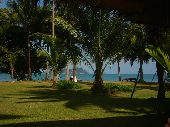 Koyao Island Resort: View from our Bungalow