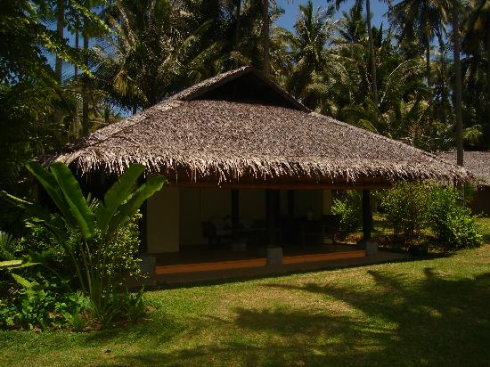 Koyao Island Resort: Our open air bungalow