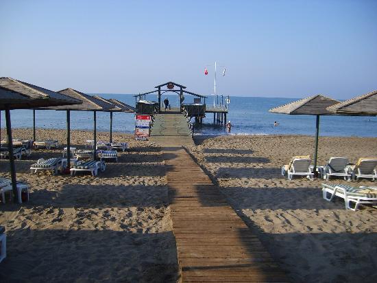 Piscine plus calme foto di paloma grida resort spa for Piscine 07500