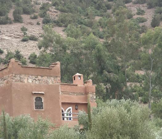 La Fibule de Ouirgane : la maison