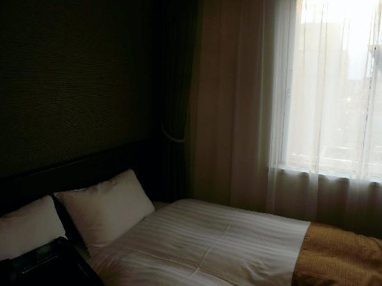 Dormy Inn Matsumoto: Room 712 / 712号室 ベッド