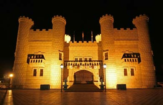 San Miguel de Abona, Spanyol: the castle