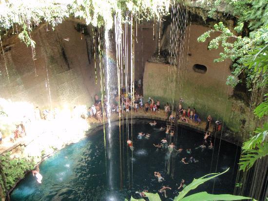 Luxury Bahia Principe Akumal Don Pablo Collection: Sink hole