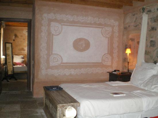 Ada Hotel: la camera matrimoniale