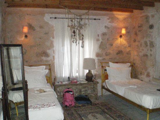 Ada Hotel : la camera dei ragazzi