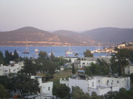 Ada Hotel: il panorama dal nostro terrazzo