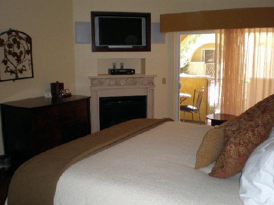 Best Western Dry Creek Inn: Tucsan room/Dry Creek Inn