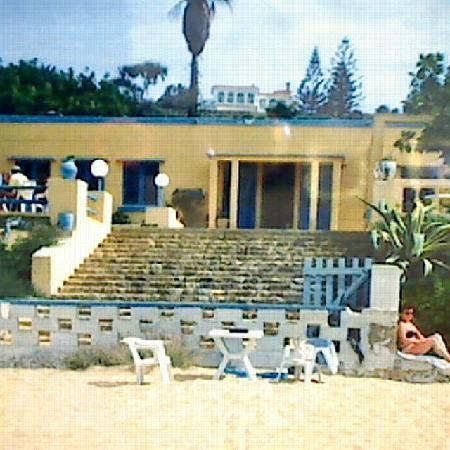 L'Hippocampe : plage 2002