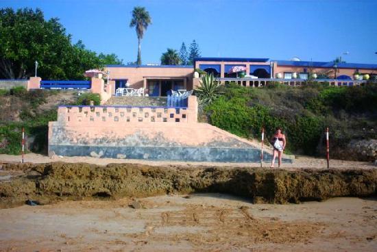 L'Hippocampe: plage 2008