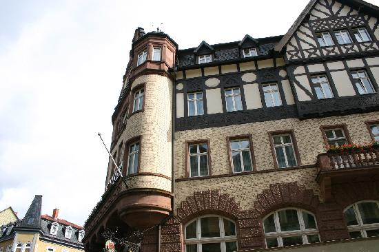 Hotel Kaiserhof: Exterior of the hotel