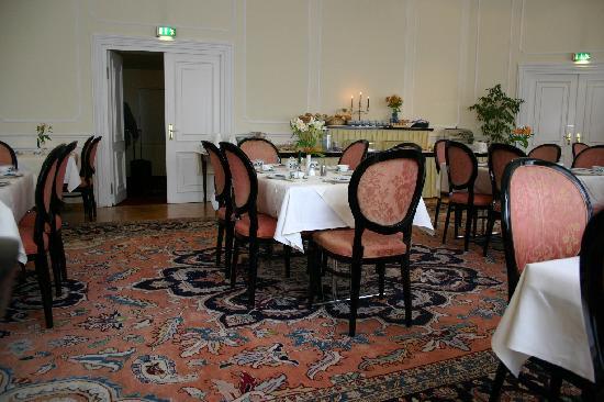Hotel Kaiserhof: Breakfast restaurant