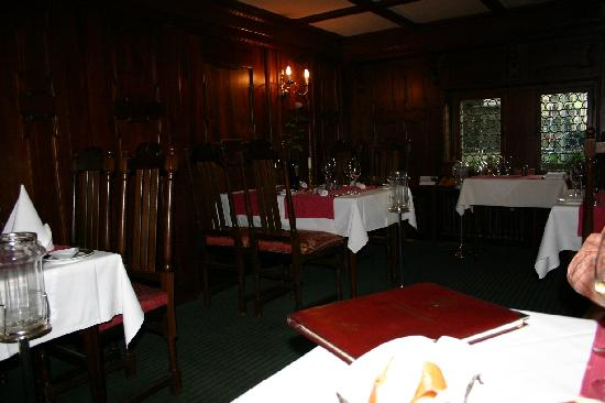 Hotel Kaiserhof: Dinner restaurant Turmschänke
