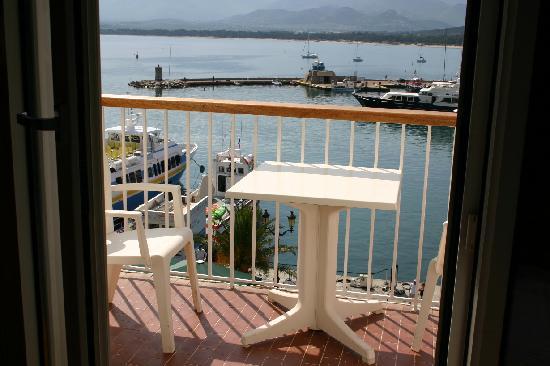 Hotel Balanea: View from balcony 1
