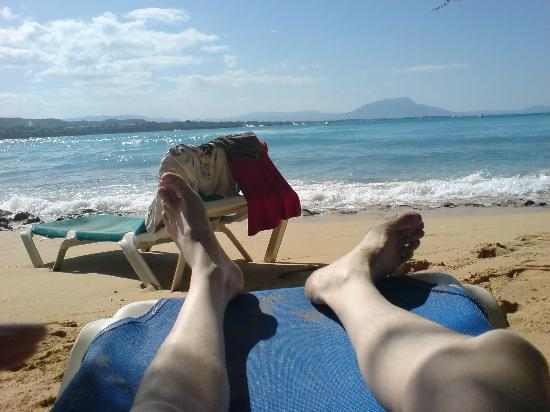 Sosua Beach: sosua strand