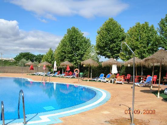 Hotel Rural Llano Pina: Piscina