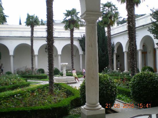 Yalta Intourist Hotel: Palais de Livadia