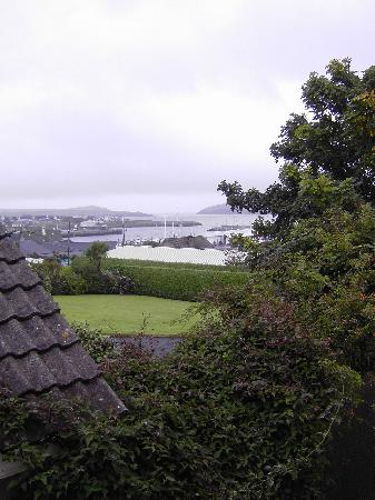 Dingle Harbour Lodge: view out my window! :o)