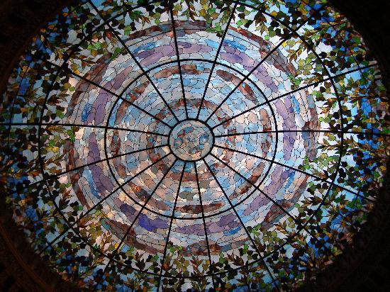 Camino Real El Paso : Tiffany Dome