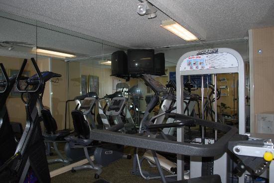 Hampton Inn Ft. Lauderdale - Cypress Creek : gym