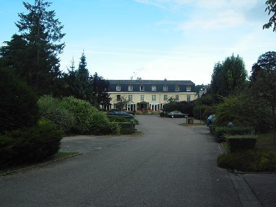 Le Pre Saint Germain Hotel : Hotel Pre St. Germain