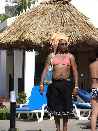 Hotel Riu Montego Bay: beyonce - fun at the pool