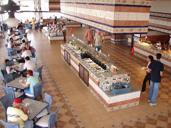 Hotel Riu Montego Bay: Mahoe bay restaurant
