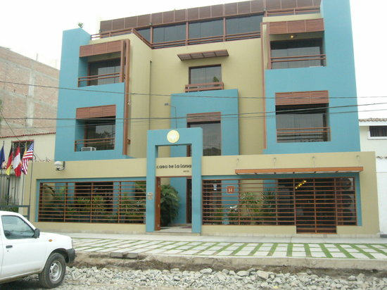 Photo of Hotel Casa de la Luna Chiclayo