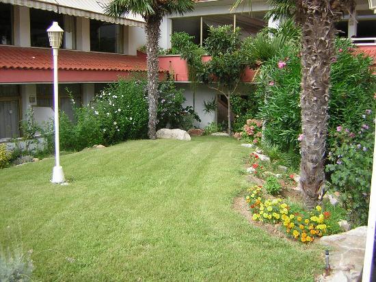 Hotel Esplendid: Zona Verde