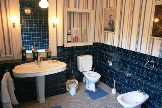 Chateau du Plessis Loiret : Bathroom