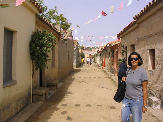 Cabras, إيطاليا: SAN SALVATORE IL GIORNO DOPO...DESERTO
