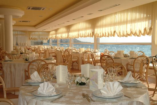 Grand Hotel Santa Maria: wedding reception room
