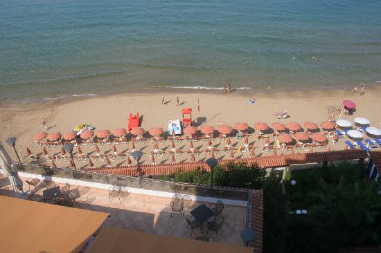 Grand Hotel Santa Maria: the view from our room
