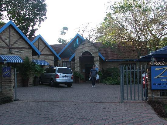 Zulani Guest House: Zulani guesthouse