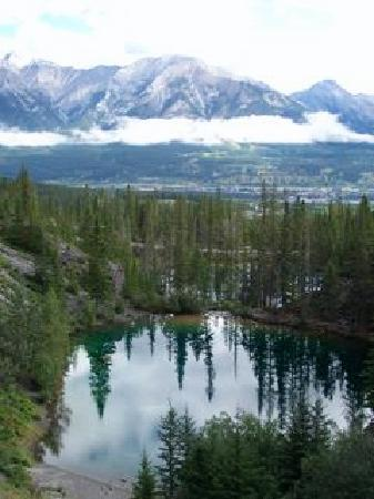 Off Our Rockies Bed and Breakfast: Grazzi lakes, a by the host suggested hike uphill