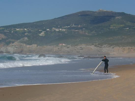 Cascais: Very good for surfing!!!