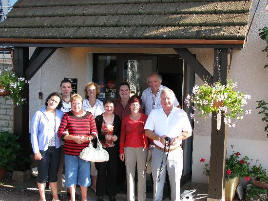 Hôtel Alesia : Un excellent souvenir pour 8 belges