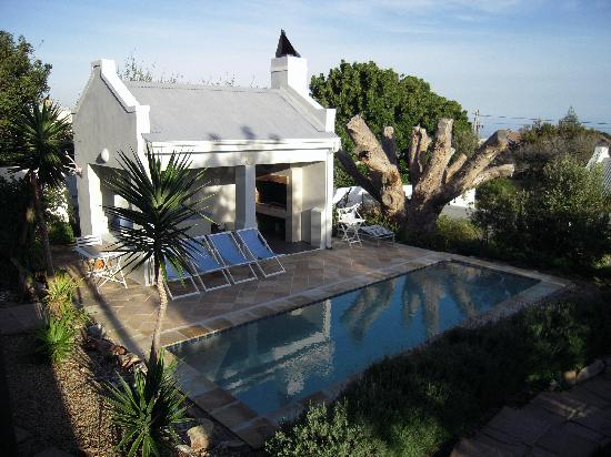 Villa Blu - The pool