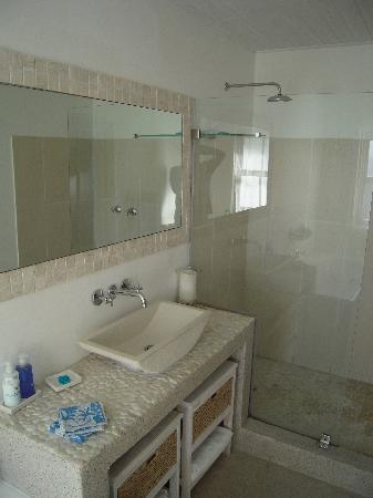 Villa Blu: Bathroom