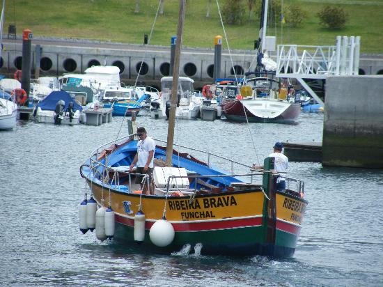 Atrio: Ribeira Brava Boat trip