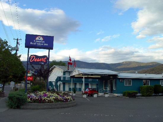 Canadas Best Value Inn & Suites-Desert Motel: Best Value inn, Cache Creek, Canada