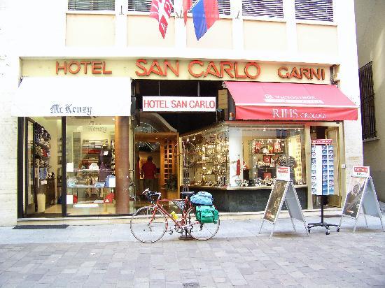 Hotel San Carlo Garni: Hotel San Carlo
