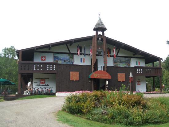 Innsbruck Inn At Stowe: Facciata