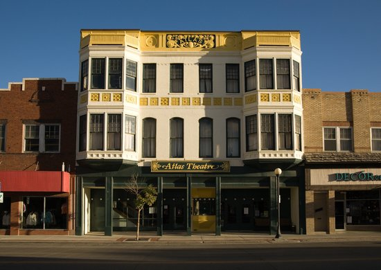 Cheyenne, WY : Historic Atlas Theater