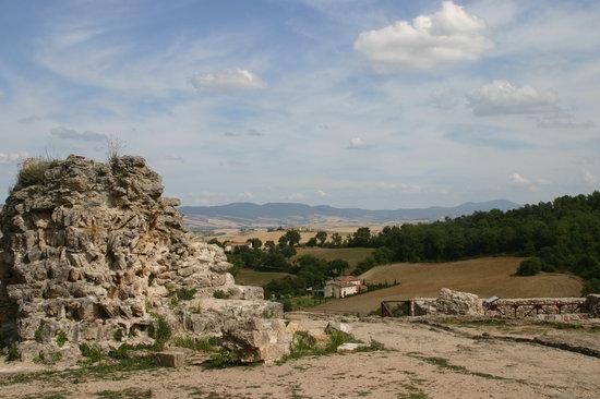 Monteroni d'Arbia, إيطاليا: Bagni Vignoni