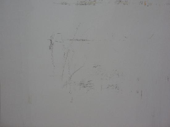 Peyda Apart Hotel: dirt on the walls!!