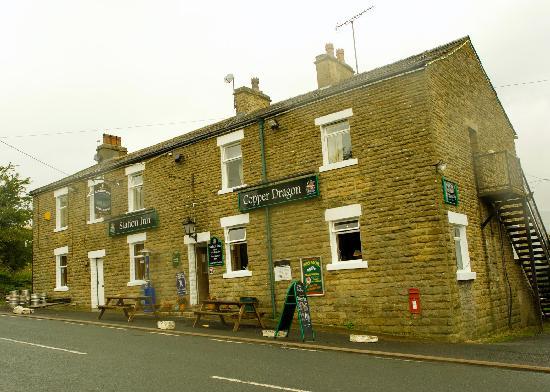 The Station Inn: Front of the Station Inn